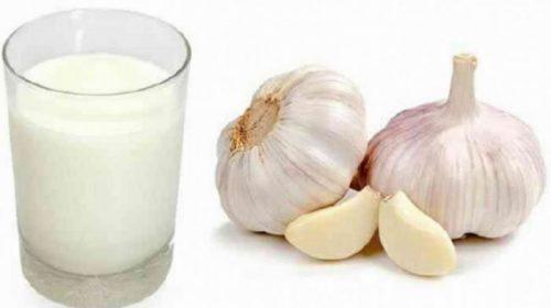 Молочно-чесночная клизма от паразитов