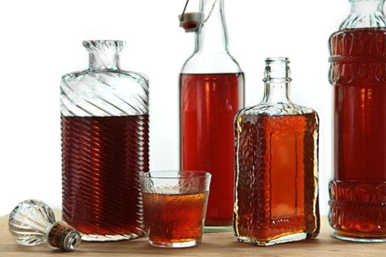 Рецепт настойки из спирта