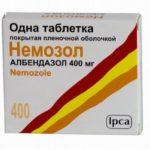 Немозол при описторхозе: как принимать для лечения, отзиви
