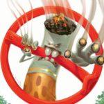 отказ от табакокурения при демодекозе