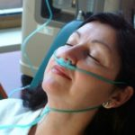 кислородотерапия.