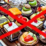 отказ от сладкого