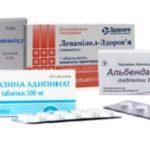 Медикаменты против глистов: общие сведения