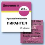 Пирантел от аскарид и остриц: отзиви о лечении таблетками