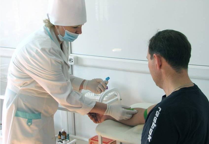 проверка на паразитов в организме человека