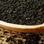черный тмин в семенах