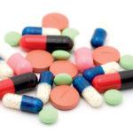 антибактериальные препараты.