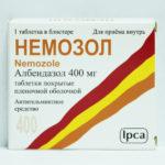 От глистов Зентел, Немозол или Вермокс: что лучше, таблетки, препарати, цена