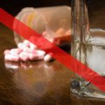 Совместимость препарата с алкогольными напитками