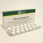 Метронидазол во время месячних: можно ли пить и принимать препарат для лечения
