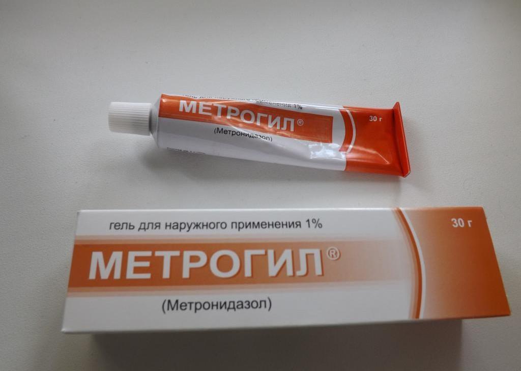 метронидазол аллергия как проявляется