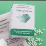 Лямблиосан: инструкция, цена, отзиви, состав и противопоказания гомеопатического средства