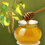 Березовые почки с ромашкой и медом