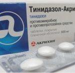 Фармакодинамика и показания к применению Тинидазола