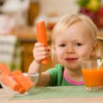 Морковь от глистов у детей.