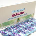 Лучший импортный аналог Метронидазола