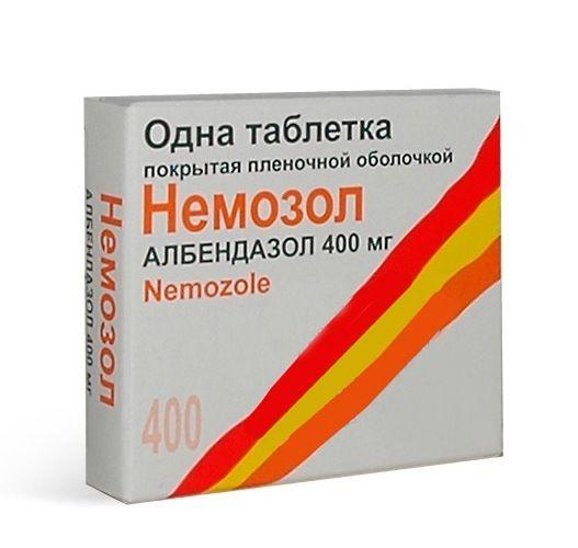 таблетки от глистов острицы и аскариды