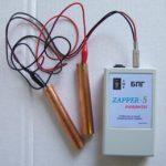 Характеристика прибора Заппер