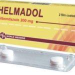 Лекарственное средство против паразитов