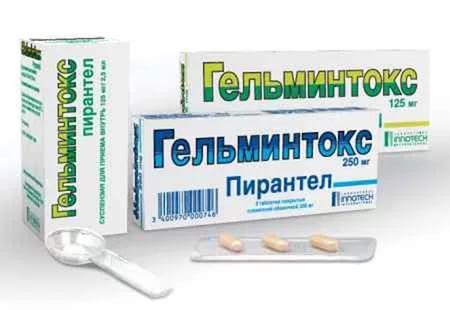 Самые эффективные препараты от глистов для человека