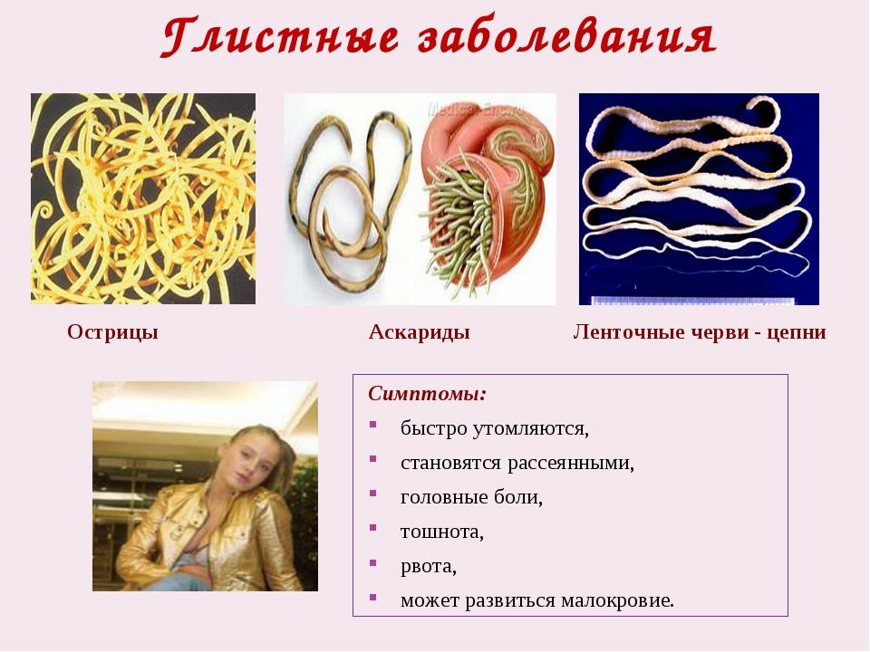 чистим печень от паразитов