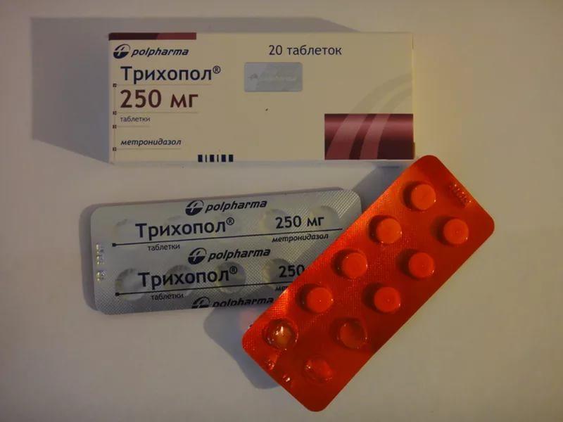 Картинки: Таблетки отзывы метронидазол