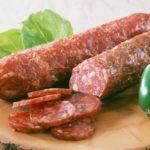 источник паразитарной инфекции – колбасы.