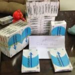 Триклабендазол (Triclabendazole) Lesaxys 250 мг.
