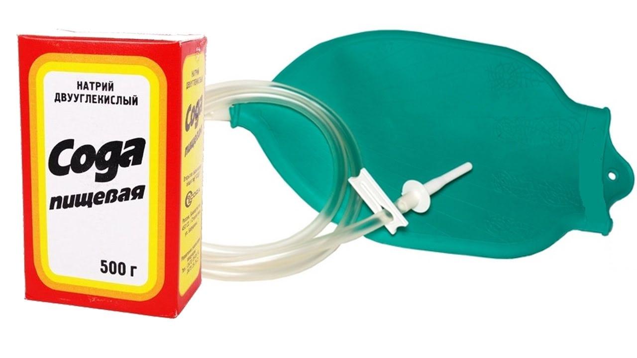 чистка содой от паразитов отзывы