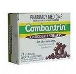 КомбантринКомбантрин: инструкция по применению, цена и аналоги препарата, отзиви о лечении от глистов