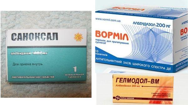 Препарат Альбендазол отзывы. Альбендазол для животных применение, дозировка